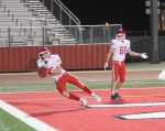 Grey Wednesday: JV Red get late score, but falls to Shoemaker, 20-14