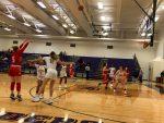 Varsity Girls fall to Cedar Ridge