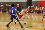 Early first quarter run leads Cove to 52-29 win over BMS 7A
