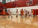 SBMS Boy's Basketball Drop 4 to Bonham