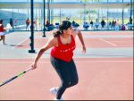 Maheshwari Rajesh   Student Athlete of the week