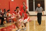 Lake Belton-South Belton boys do battle in Thursday night hardwood action