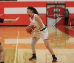 Varsity Girls Basketball falls to Temple on Tuesday, Jan 26