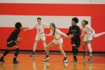Lady Tigers play well defensively, fall to Ellison 27-17
