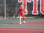 Freshman Tennis Edges Out Academy
