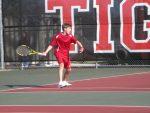 Tiger Tennis Belton Freshman Tournament