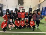 Lady Tiger Powerlifters Compete at Cove