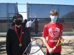 Freshman Tennis Hosts BISD Tournament