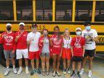 Tiger Tennis at Killeen Tournament Results