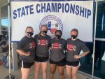 Four Lady Tiger powerlifters compete at state; Sherwood medals