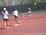 Tiger Tennis Belton ISD Varsity Tournament