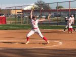 Softball Beats Shoemaker 8-1, JV Wins 12-4