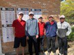 TIGER GOLF Seniors – District 12-6A Tournament