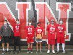 Freshman Boys Tennis Wins District Championship