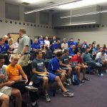 CMS/CHS Coaches Attend 3D Coaching Workshop