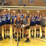 Volleyball Wins Big in First Tournament