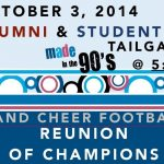 October 3rd Slated for Reunion of Champions- The 90's
