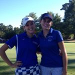 Barringer/Hall Qualify For State Golf Championships