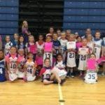 Lady Raider Basketball Fall Clinic a Success