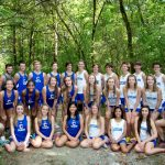 Cross Country Team Picture