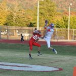 Cleveland High School Freshman Football beat Ooltewah High School 25-0