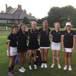 Girls Golf Wins
