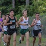 Providence School Boys Varsity Cross Country finishes 1st place