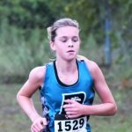 Providence School Girls Varsity Cross Country finishes 1st place