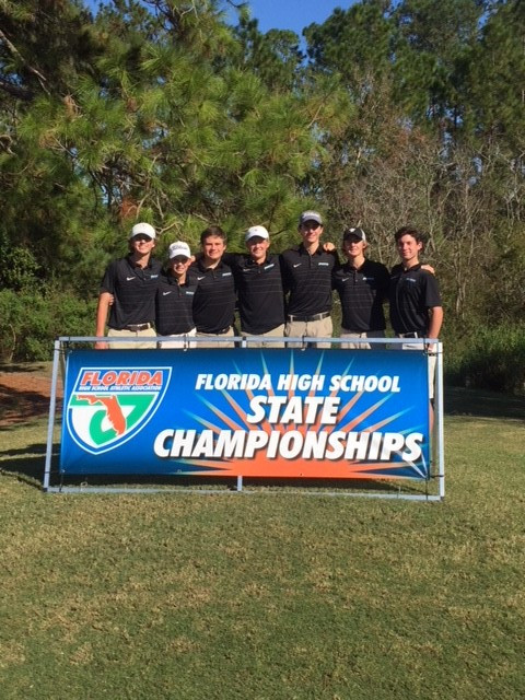 Boys Golf Places 6th in State Finals