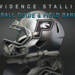 Football Media Guide and Field Banners