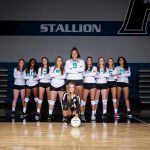 2018 Providence Stallions Volleyball Team