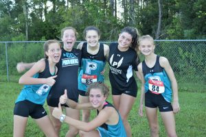2018 Girls Cross Country