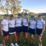 Girls' Golf Beats Bolles