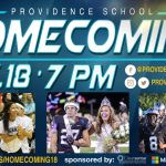 Homecoming 2018 Events Schedule