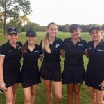 Girls' Golf is 9-1