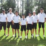 2018 Boys' Golf Team