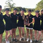 Girls' Golf Wins Regional Match