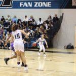 Varsity Girls' Basketball vs Hilliard