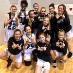 MS Girls' Basketball Heading Into IMSC Tournament