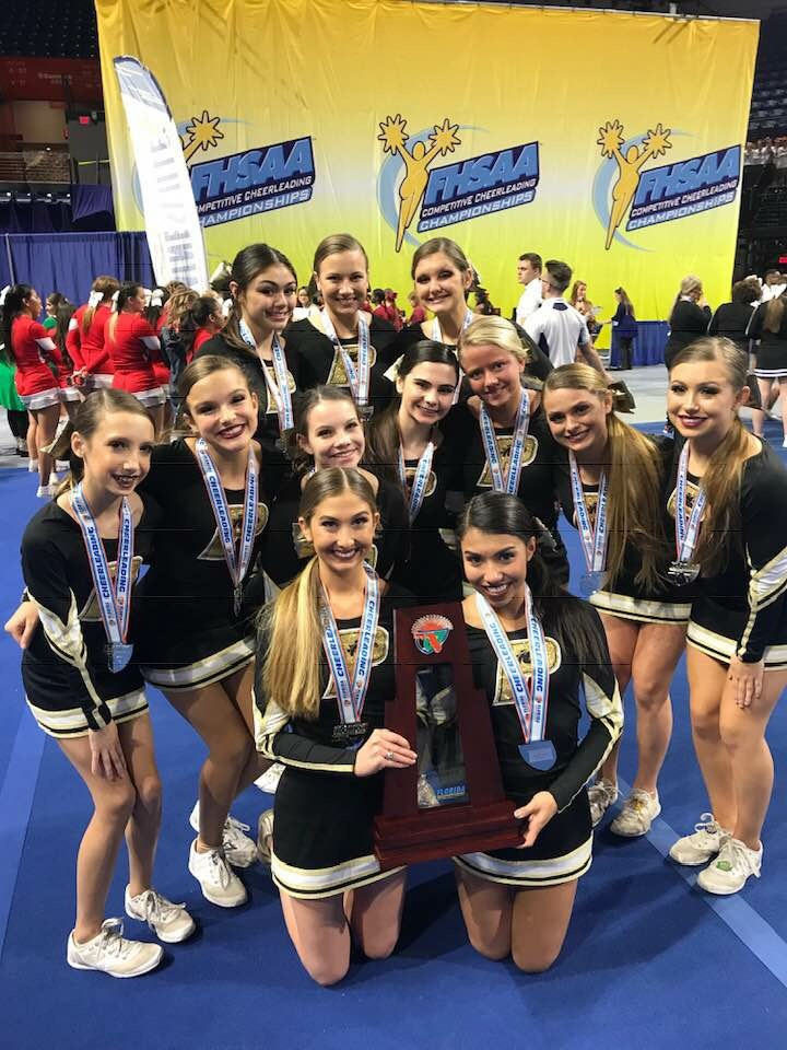 Stallions Cheer is State Runner-up