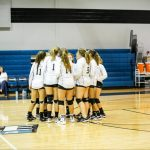 Middle School Volleyball- 2019