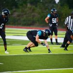 Football Takes Down CCA