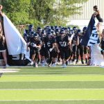 Middle School Football Beat Cedar Creek