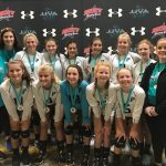 Middle School Volleyball Wins Silver at JJVA