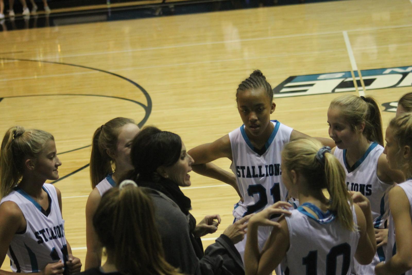 Girls Middle School Basketball 2019