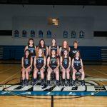 Girls Varsity Basketball- District Champs!!