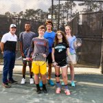 Providence Tennis Kicks Off Season