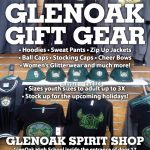 Happy Holidays from the GlenOak Athletic Department