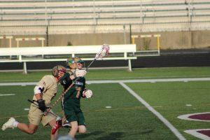 Varsity Boys Lacrosse vs Stow 5/10/18