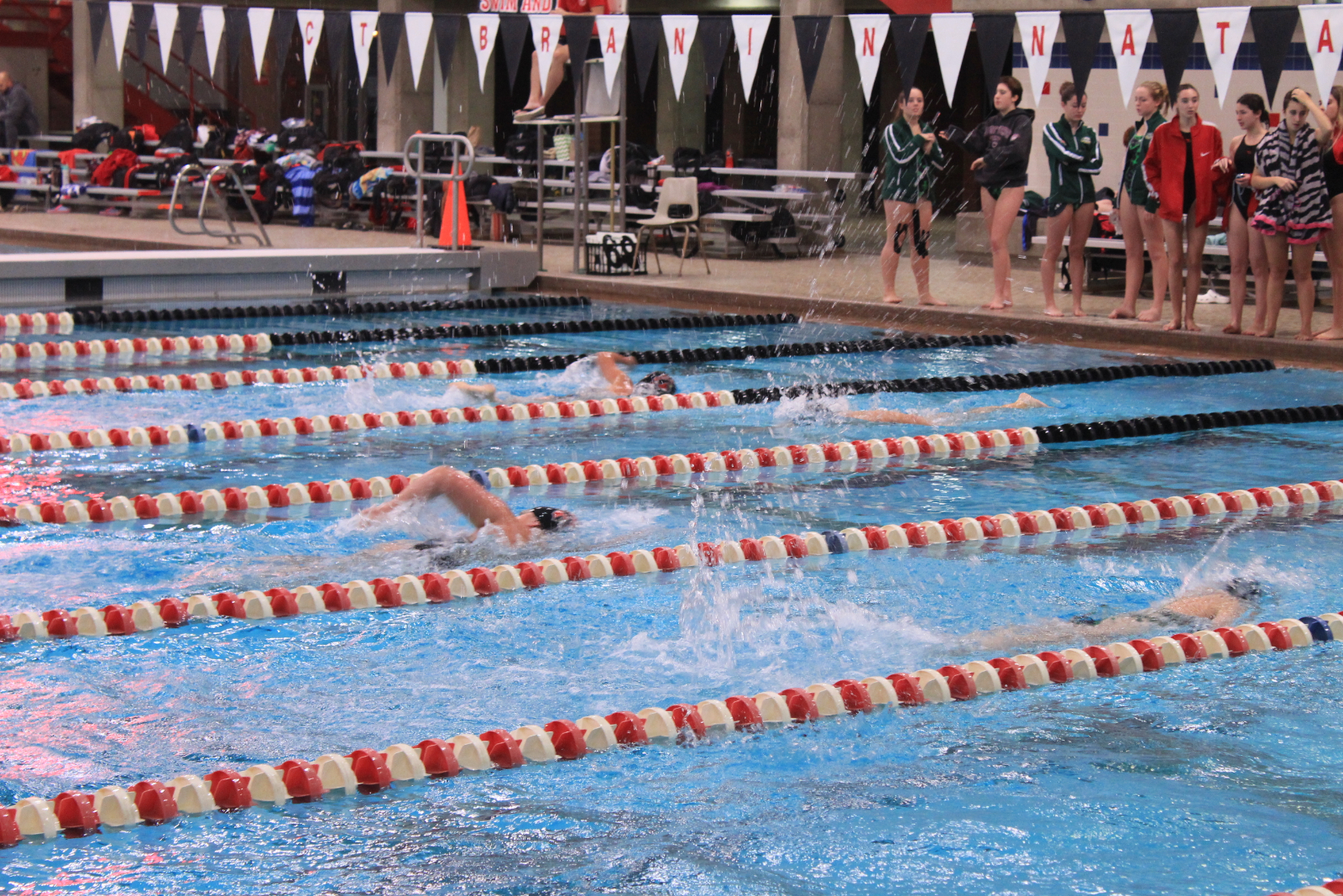 Boys and Girls Swim Relays Qualify for State!